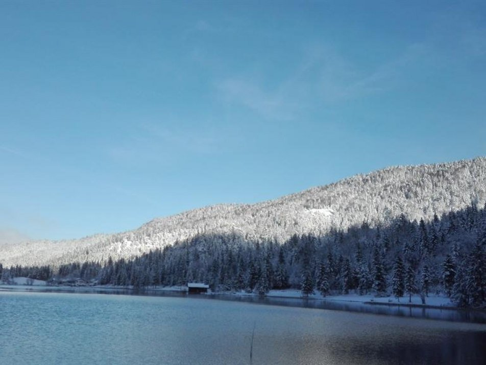 November am Lautersee