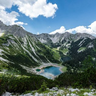 The Soiern massif in the Karwendel near Krün, © Zugspitz Region GmbH | Erika Sprenger