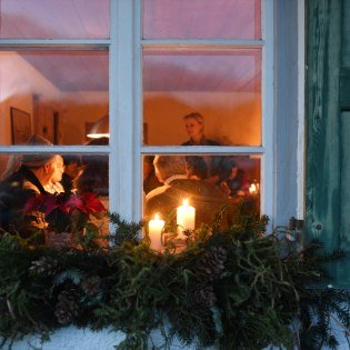Experience the special Christmas magic at the Advent Market of the Senses in Wallgau, © Alpenwelt Karwendel | Angelika Warmuth
