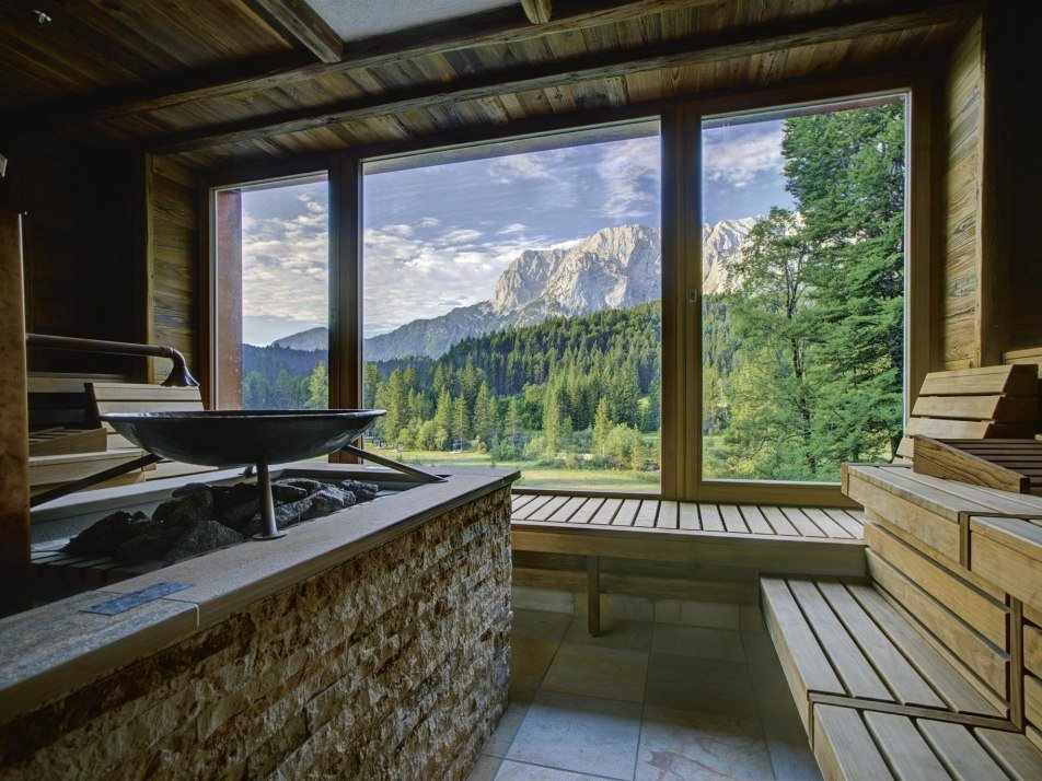 Schloss Elmau Adult Spa