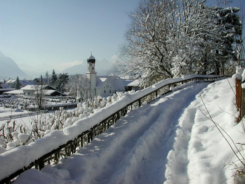Traumwinter in Wallgau