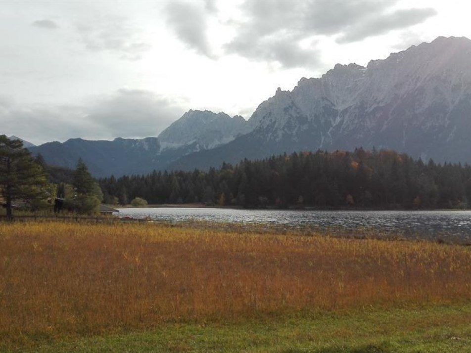 Herbst am Lautersee